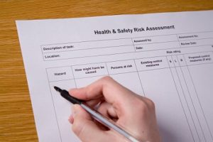 Health & Safety Risk Assessment Form